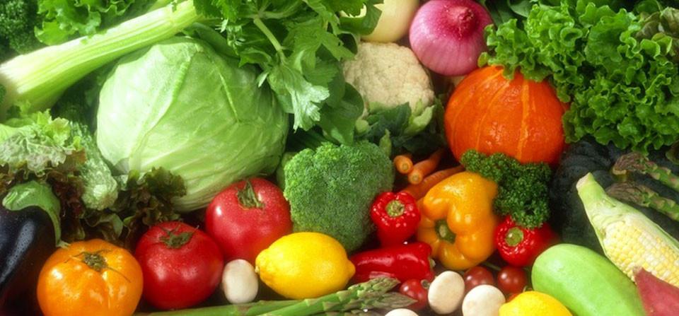 Healthy Foods Equals Healthy Body